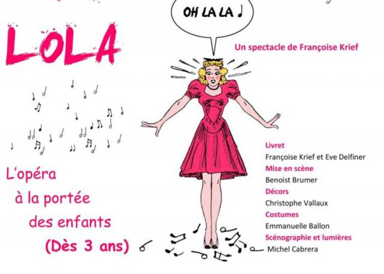 La voil� la voix de Lola ! � Paris 5�me
