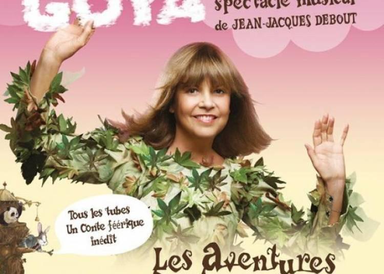 Chantal Goya, les aventures fantastiques de Marie Rose � Paris 9�me