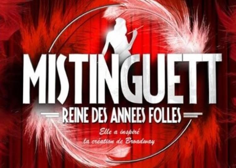 Mistinguett � Paris 10�me