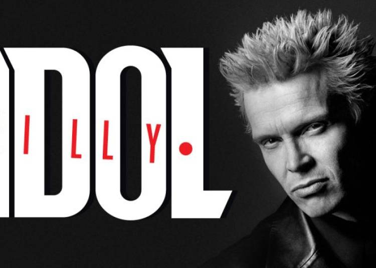 Billy Idol � Paris 19�me