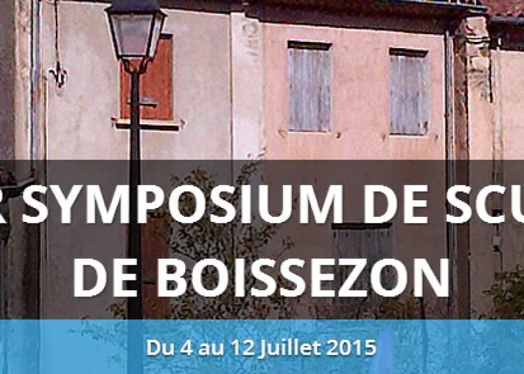 Symposium de sculpture � Boissezon