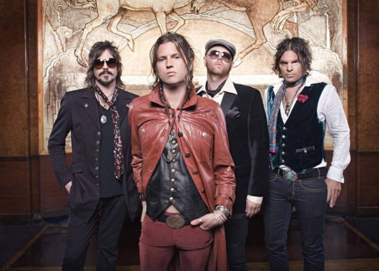 Rival Sons, The Bohicas, The Growlers, Zun Zun Egui à Bourges