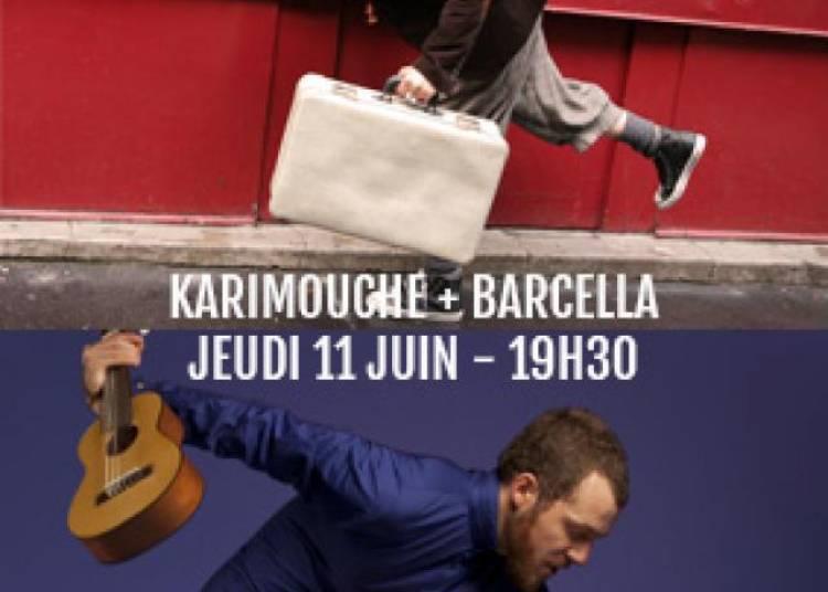 Karimouche et Barcella � Bobigny