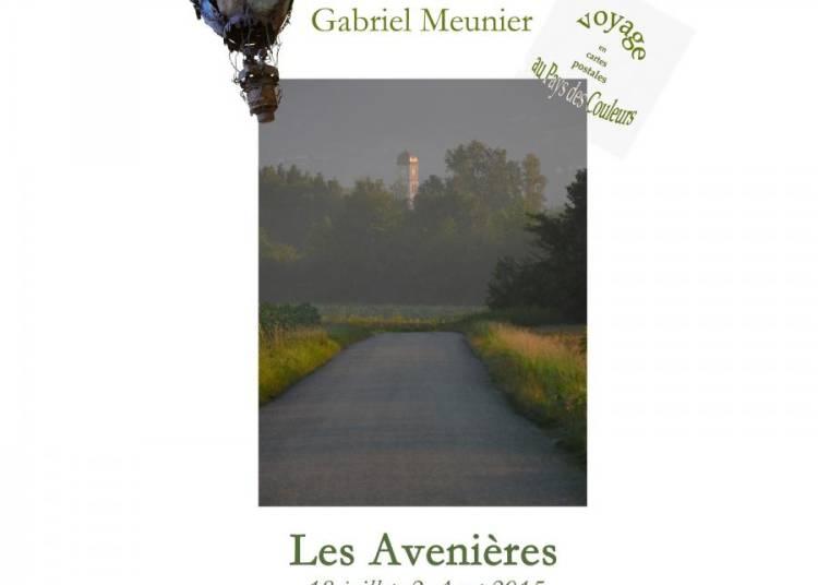 Voyage au Pays des Couleurs...en cartes postales � Les Avenieres