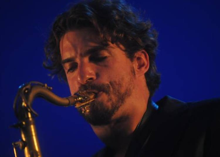 Samy Thiebault, Ateliers Jazz � Paris 1er