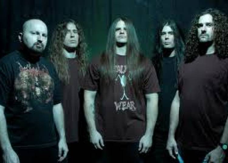 Cannibal Corpse � Marseille