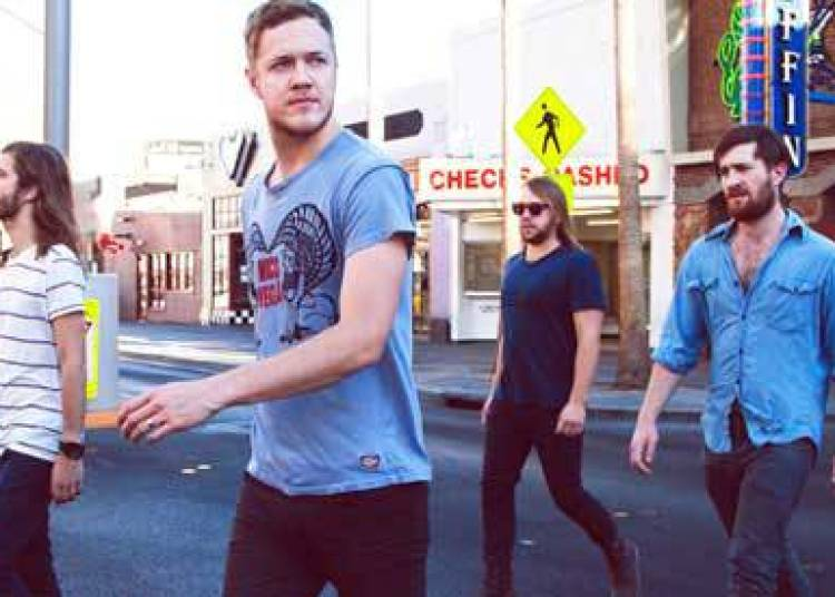 Imagine Dragons � Paris 19�me