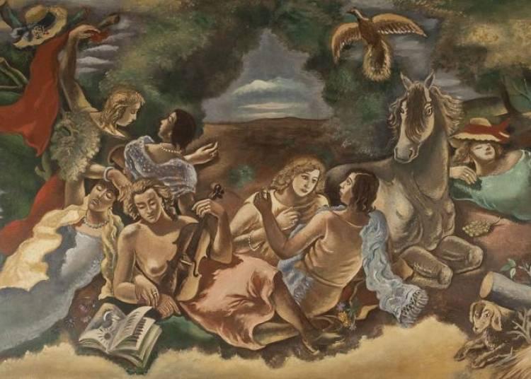 Am�d�e de La Patelli�re (1890-1932) : Les Eclats de l'ombre � Beauvais