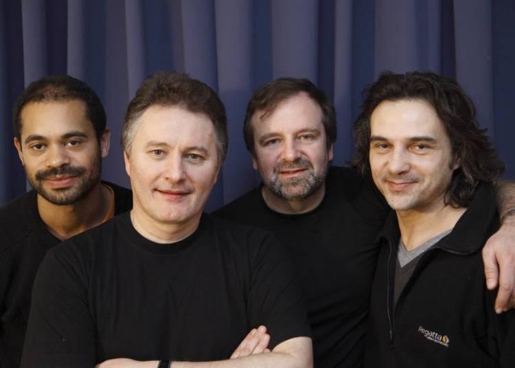 Sylvain Beuf Electric Excentric Quartet � Rennes