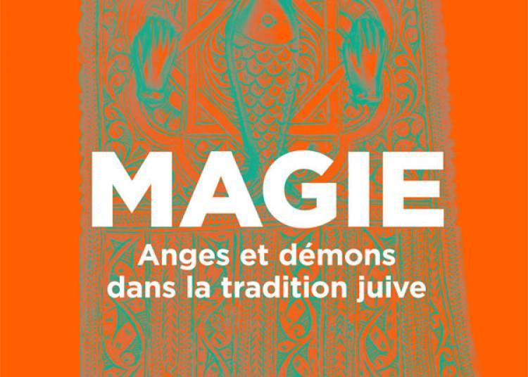 Magie. anges et d�mons � Paris 3�me