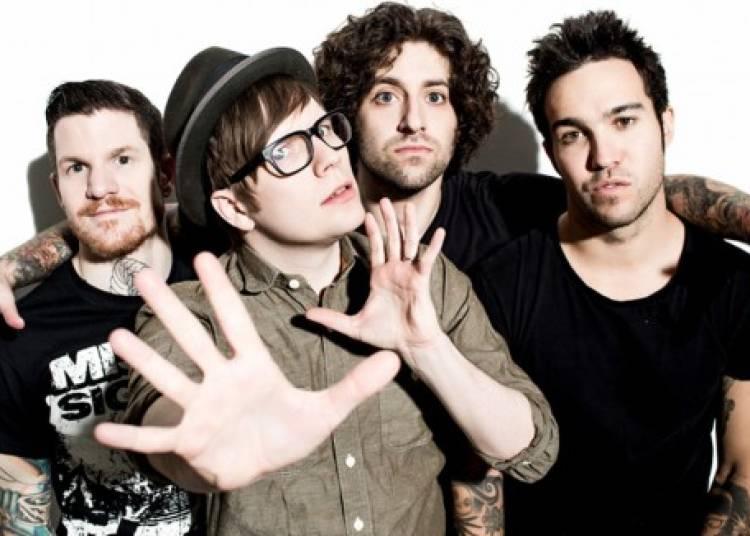 Fall Out Boy � Paris 9�me