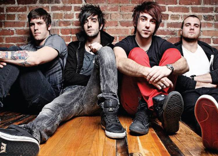 All Time Low � Montpellier