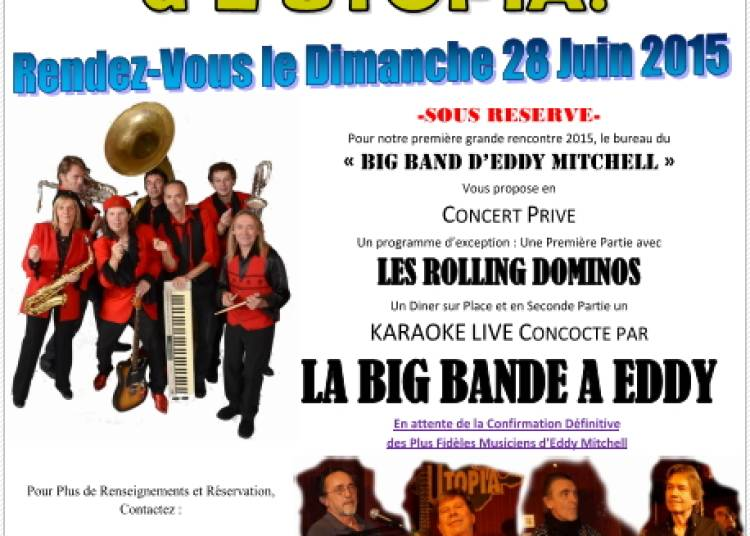 Le big band � Paris 14�me