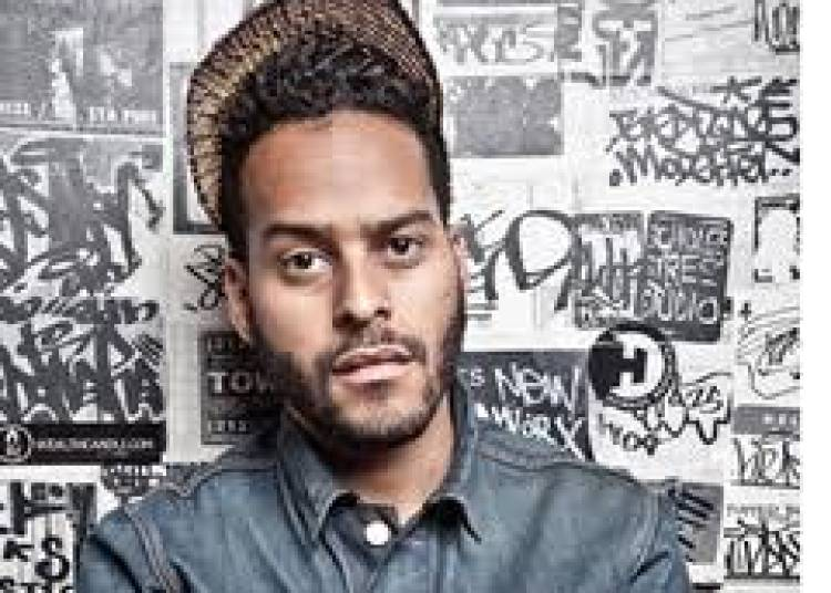 Twin Shadow � Paris 19�me