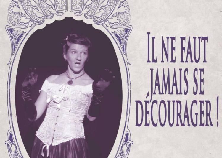Yvette Guilbert � Paris 18�me