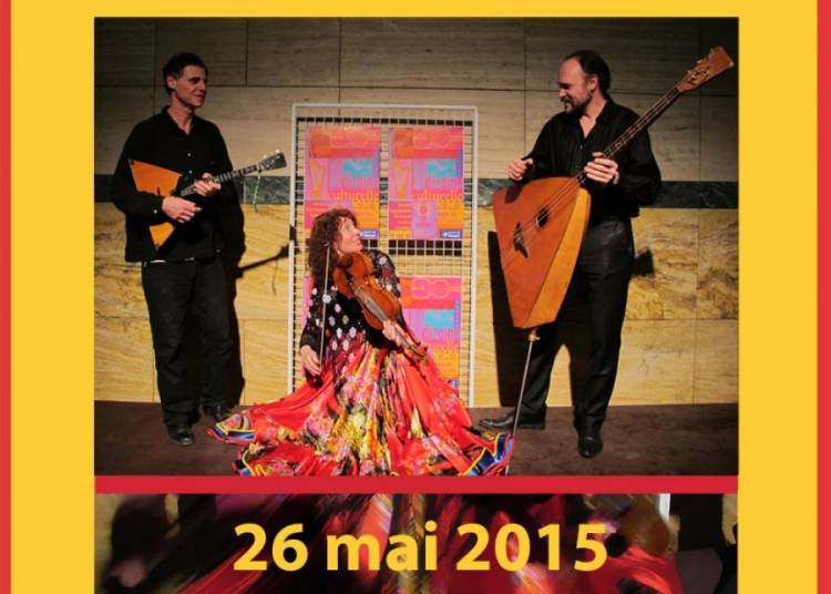 Trio tricord � Paris 13�me