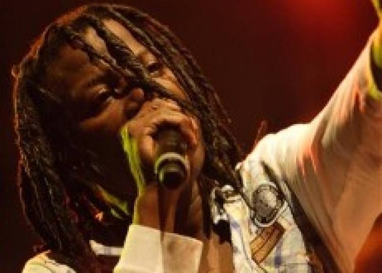 Alpha Blondy & The Solar System � Paris 18�me
