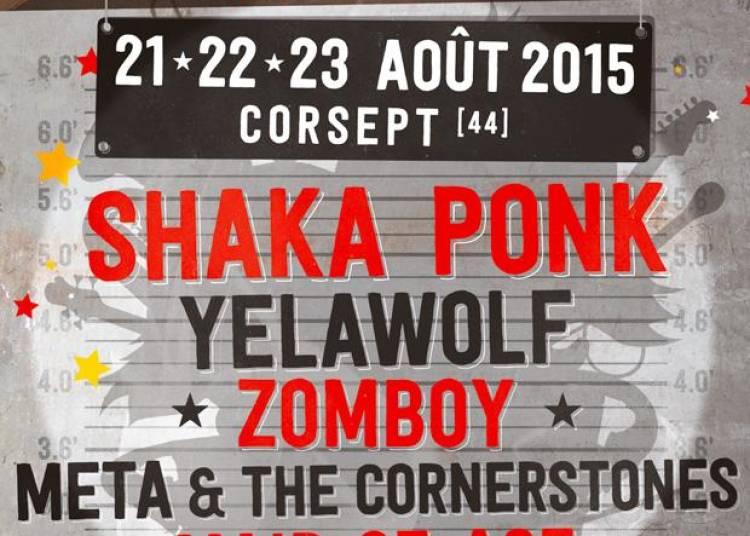 Festival Couvre Feu 2015