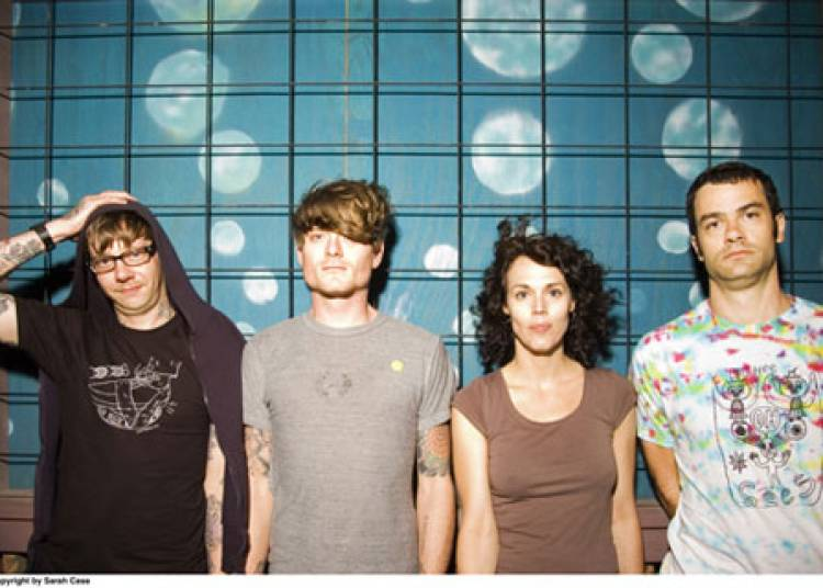 Thee Oh Sees, Kevin Morby et Ausmuteants � Paris 19�me