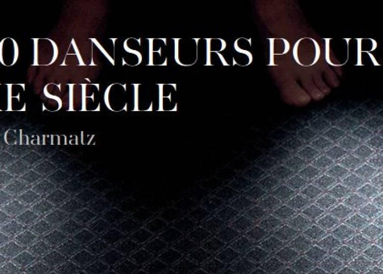 20 danseurs pour le XX�me si�cle � Paris 9�me
