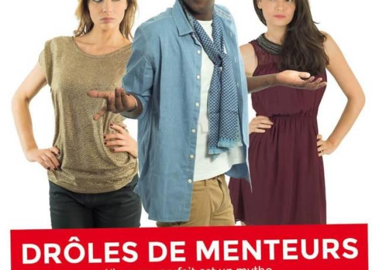 Dr�les de menteurs � Paris 10�me