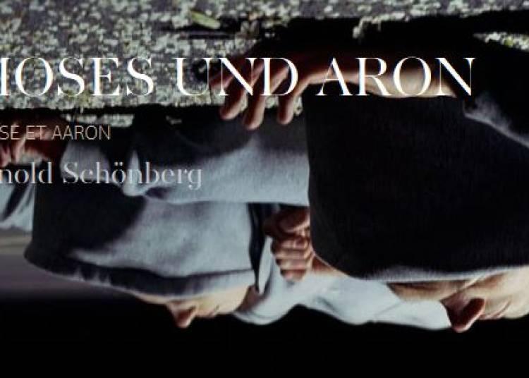 Moses und Aron � Paris 12�me