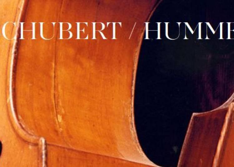 Schubert et Hummel � Paris 9�me