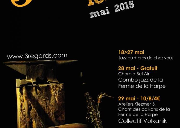 Festival jazz � la Ferme de la harpe 2015