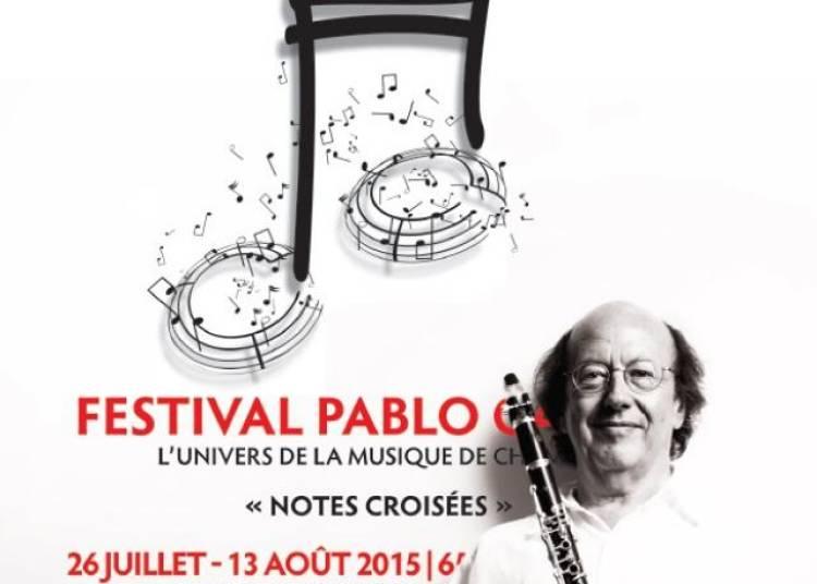 Festival Pablo Casals 2015