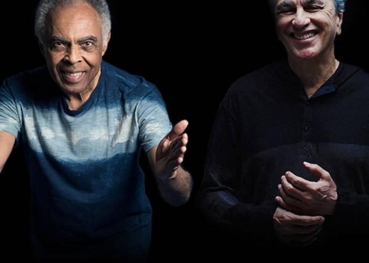 Gilberto Gil & Caetano Veloso � Paris 17�me