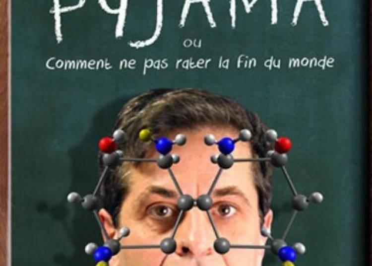 La th�orie du pyjama � Paris 4�me