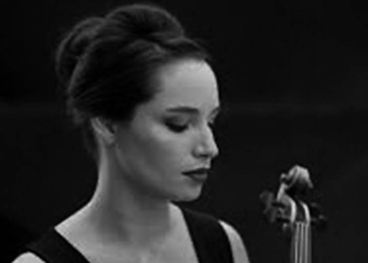 Trio Con Brio, Lise Berthaud � Evian les Bains