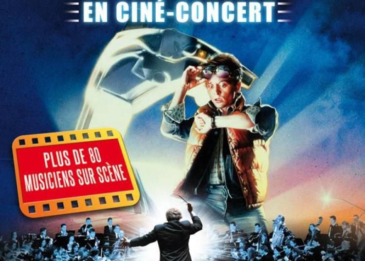Retour vers le futur en cin� concert � Paris 17�me