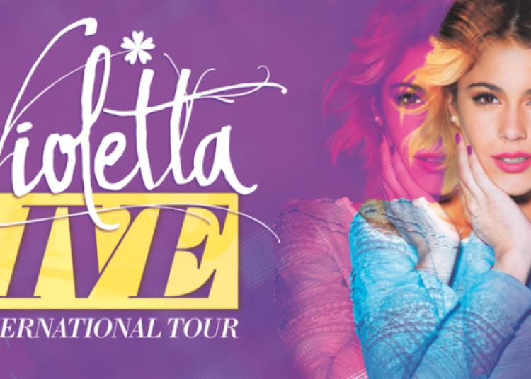 Violetta Live � Bordeaux