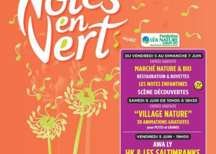 Festival Notes en Vert 2015