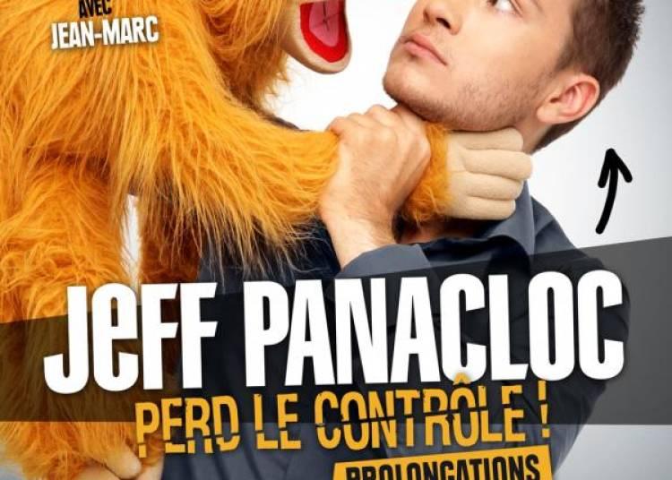 Jeff Panacloc perd le contr�le � Pau