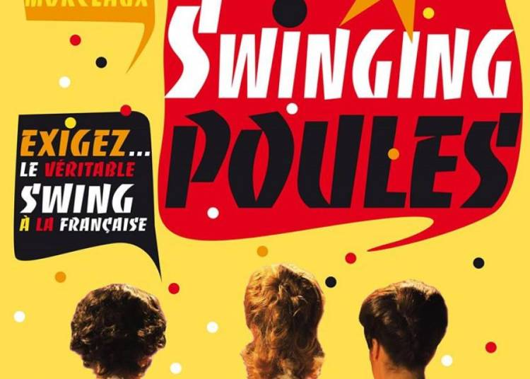 Swinging Poules � Paris 10�me