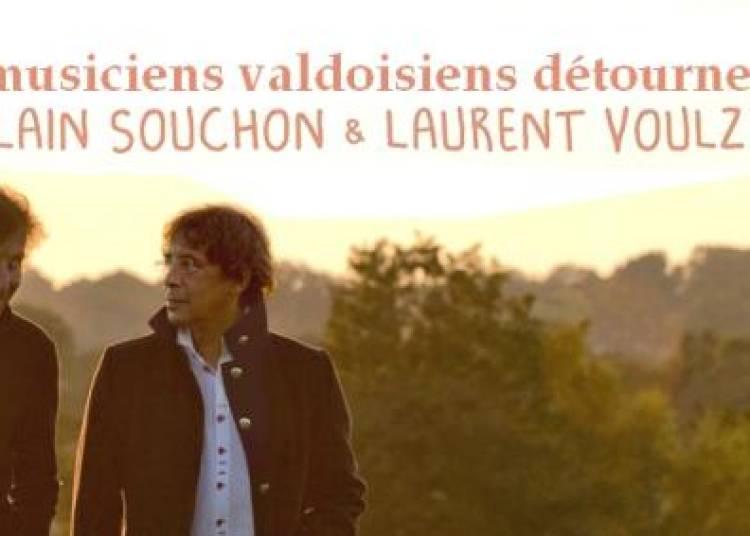 Tribute Alain Souchon Vs Laurent Voulzy � Vaureal