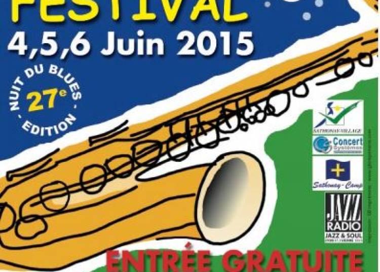 Sathonay Blues Festival 2015