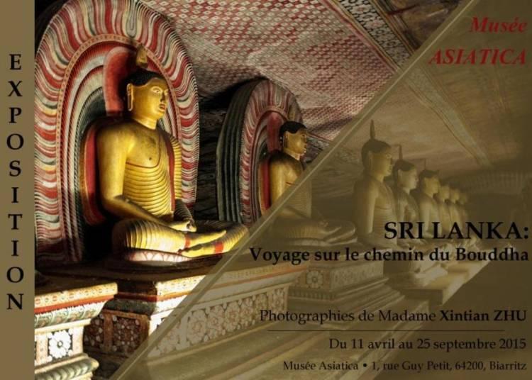 Sri Lanka : Voyage sur le chemin du Bouddha � Biarritz