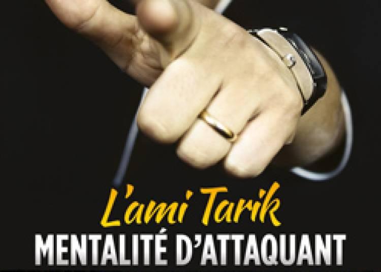 L'ami Tarik � Paris 12�me