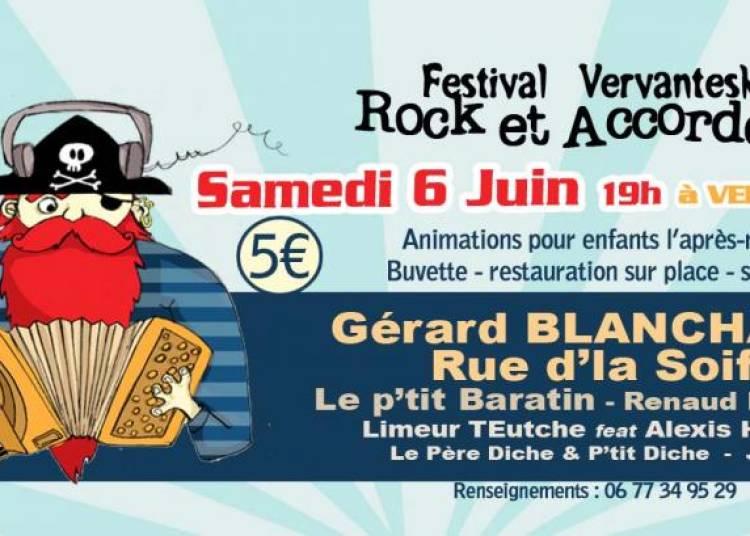 Festival Vervantesk Rock et Accord�on 2015
