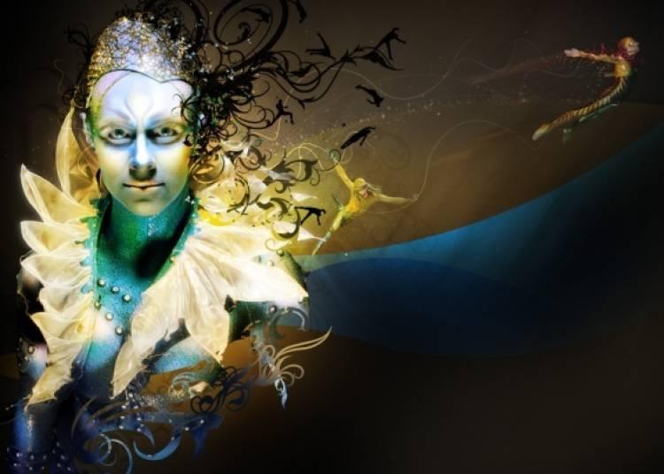 Cirque du Soleil � Nantes
