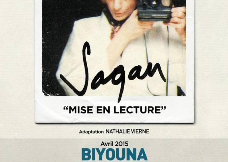 Sagan mise en lecture � Paris 10�me