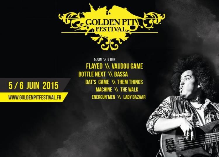 Golden Pit Festival 2015
