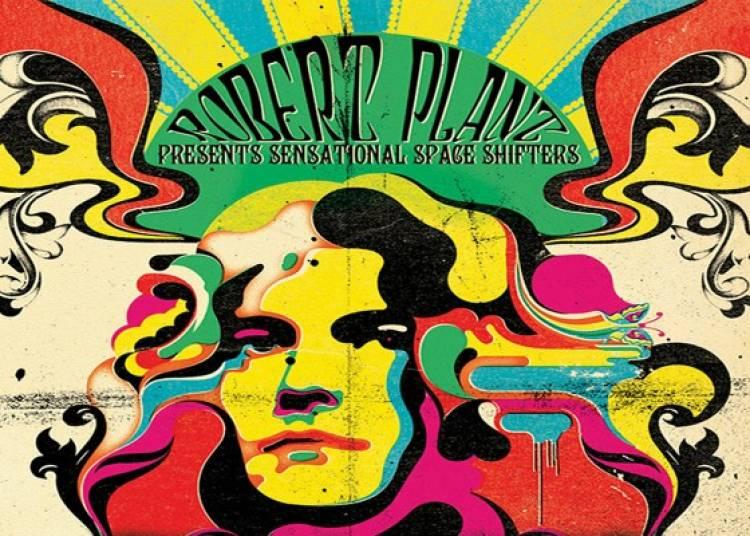 Robert Plant & the sensational space shifters � Lyon