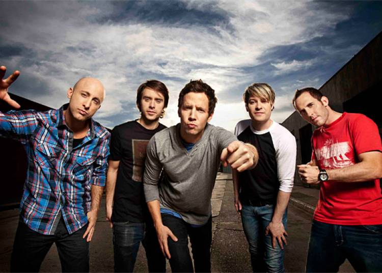 Simple Plan � Paris 18�me