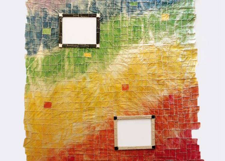 Exposition Marcel Alocco Lu Blanc comme couleurS � Nice