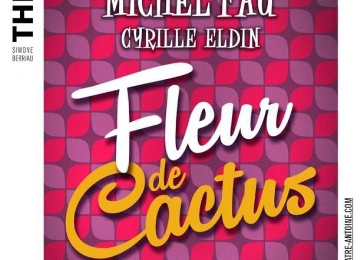 Fleur  de  cactus � Paris 10�me