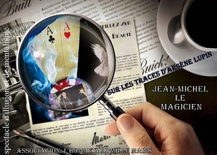 Sur les traces d'Ars�ne Lupin � Paris 10�me
